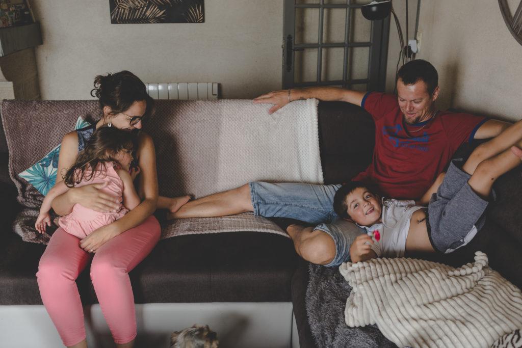 Séance famille corseul