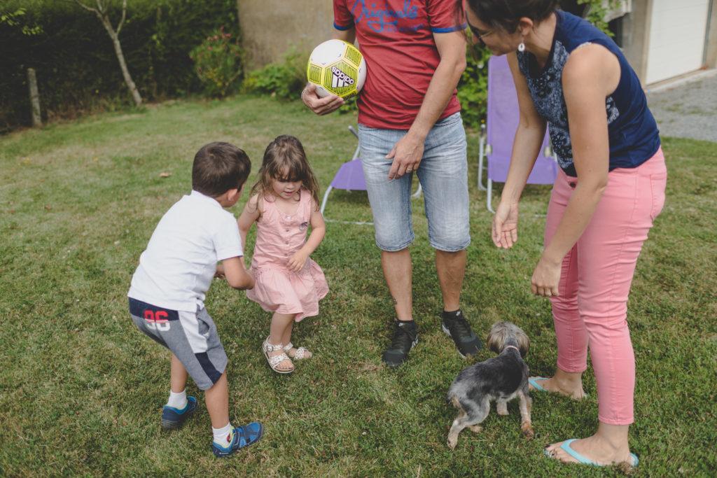 séance photo famille corseul